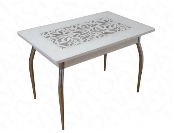 Стол прямоугольный АЖУР (Стол №7.1)