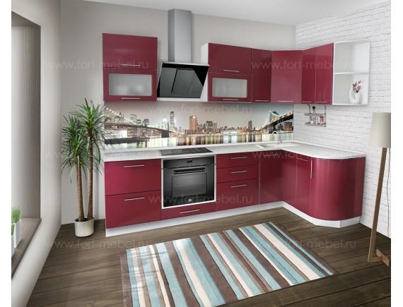 Кухонный гарнитур «Городской антураж»
