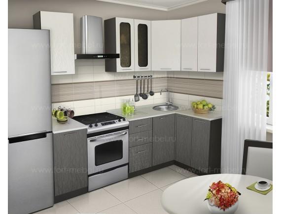 Кухонный гарнитур «Восточный контраст»