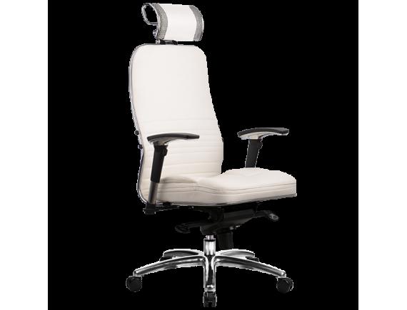 Кресло Самурай KL 3.02 Белый Лебедь
