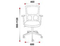Кресло для персонала СН-501 Стэнфорд
